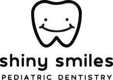 Shiny Smily Pediatric Dentistry Garland logo